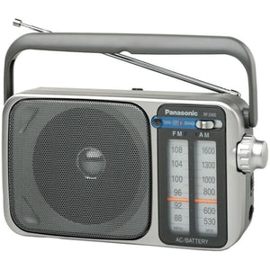 Panasonic Rf-2400 Am-fm Ac-dc Portable Radio - Everything