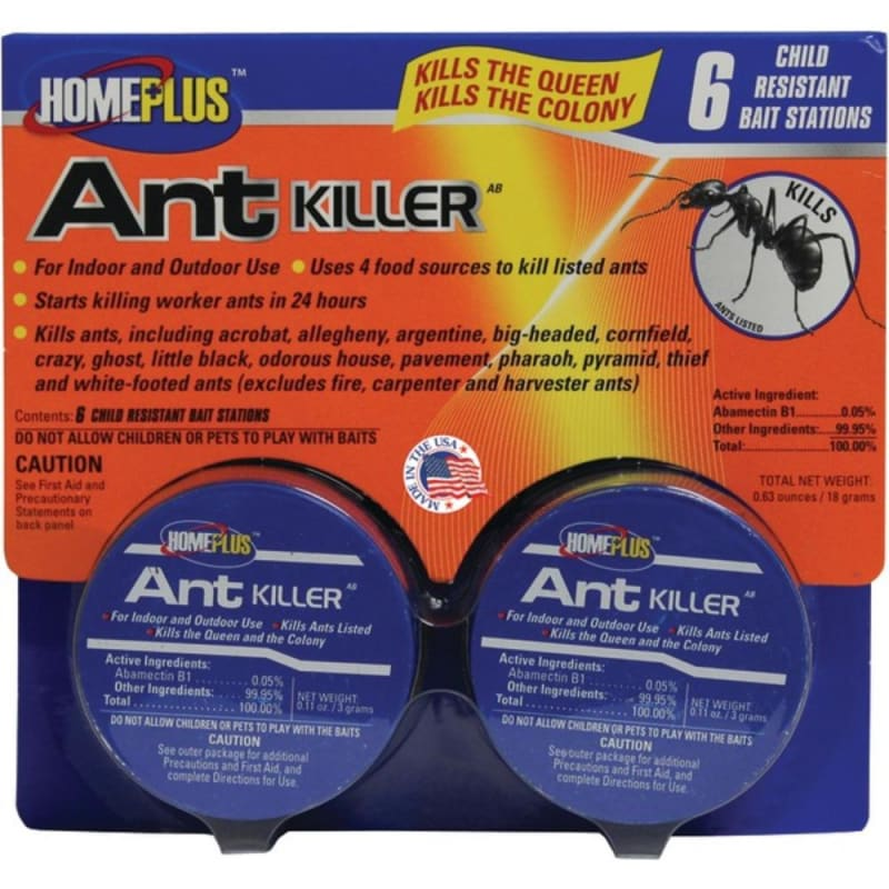 Pic At-6abmetal Ant Killer With Abamectin 7 - Home Goods &