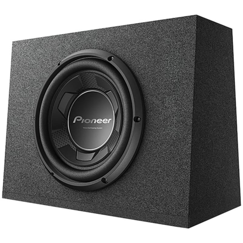 Pioneer Ts-wx106b Compact Preloaded Subwoofer Enclosure (10)