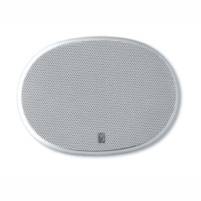 Poly-planar 6 X 9 3-way Platinum Oval Marine Speaker -