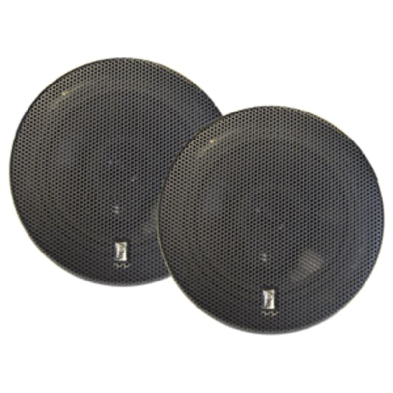 Poly-planar Ma8505b 5 3-way Titanium Series Marine Speakers
