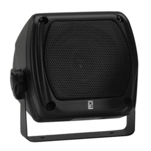Poly-planar Subcompact Box Speaker - (pair) Black - Tech