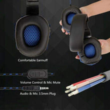 Load image into Gallery viewer, Potable Microphone Headset Gaming Wired Headphone - Audio &