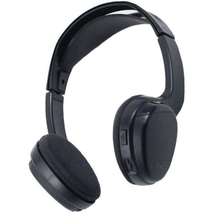 Power Acoustik Wlhp-100 Wireless Ir Headphones For Power