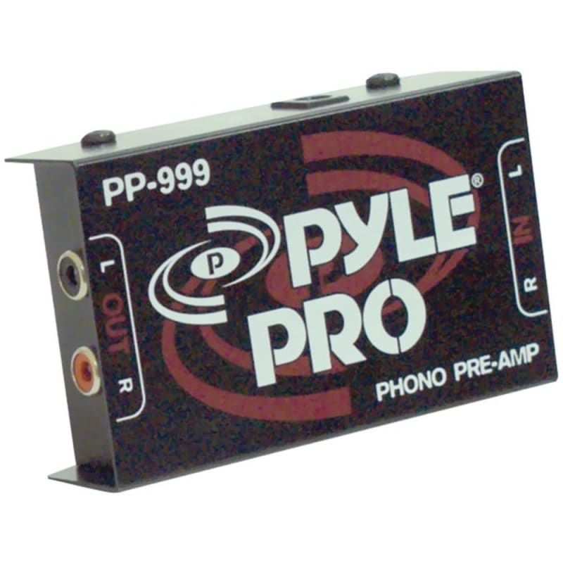 Pyle Pro Pp999 Phono Turntable Preamp - Tech accessories