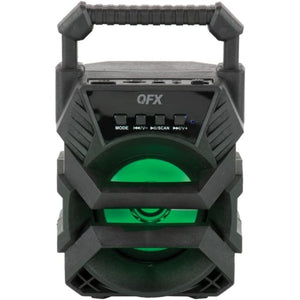 Qfx Bt-1 3-inch Rechargeable Bluetooth Party Mini Speaker