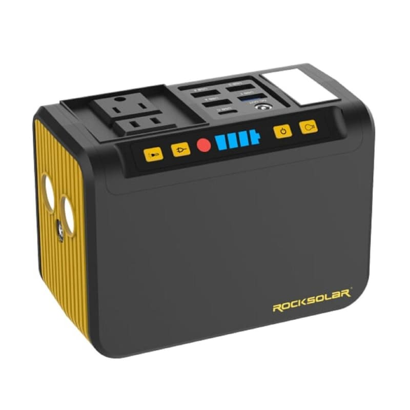 Rocksolar Portable Power Station 80w - Everything Else