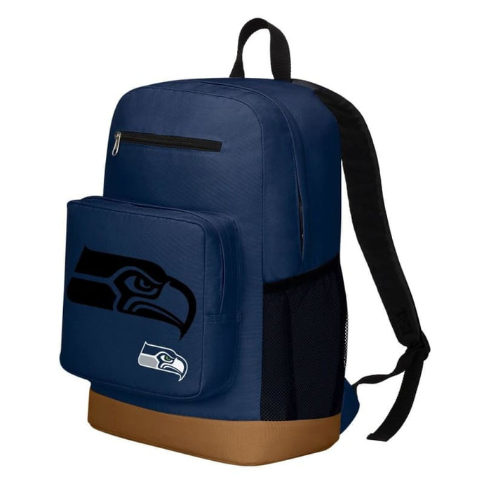 Seattle Seahawks Playmaker Backpack - Sports Mem Cards & Fan