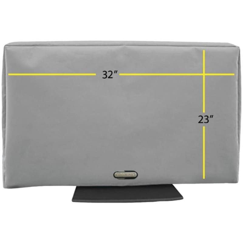 Solaire Sol 32g-2 Outdoor Tv Cover (32-38) - Tech