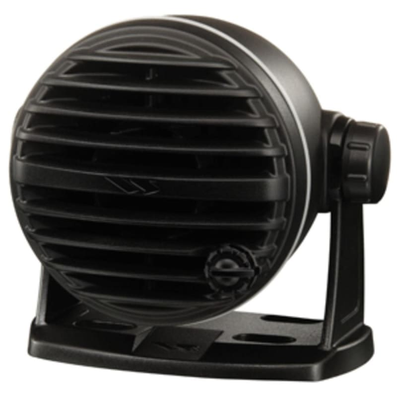Standard Horizon 10w Amplified Black Extension Speaker -