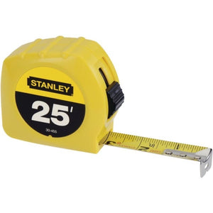 Stanley 30-455 Tape Measure (25ft) - Home Goods & Furniture
