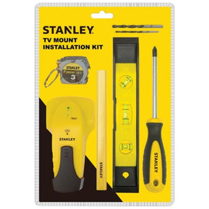 Stanley Sth-t75928 Tv Mount Installation Tool Kit - Tech