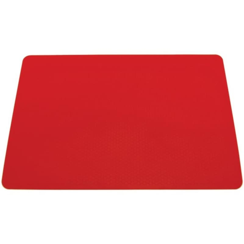 Starfrit 080314-006-ored Silicone Cooking Mat (red) - Home