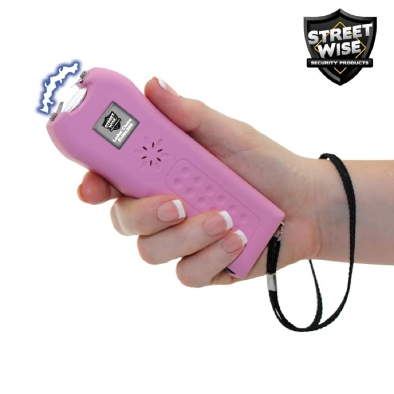 Streetwise Ladies Choice 21 Mil Stun Gun Pink - Everything