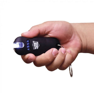Streetwise Smart 24m Keychain Stun Gun Black - Everything