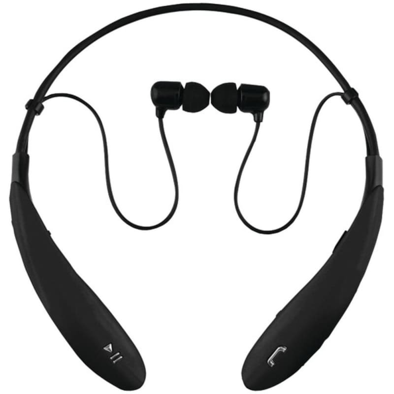 Supersonic Iq-127bt Black Iq-127 Bluetooth Headphones With