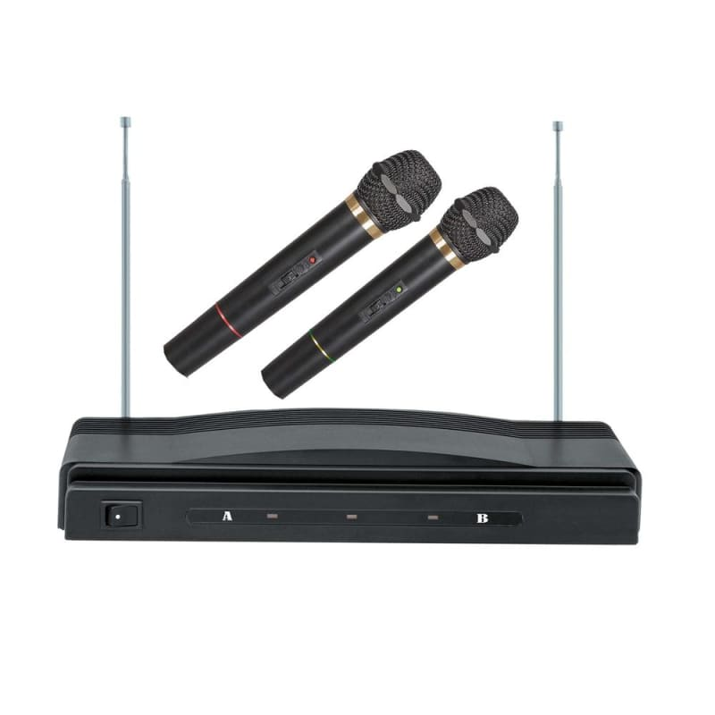 Supersonic Professional Wireless Dual Microphone System -
