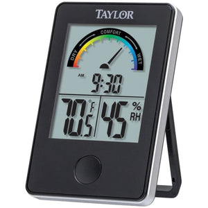 Taylor Precision Products 1732 Indoor Digital Comfort Level