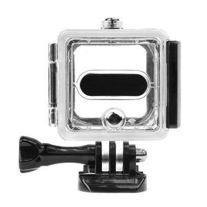 Transparent 40m Waterproof Housing Case for GoPro - Audio &