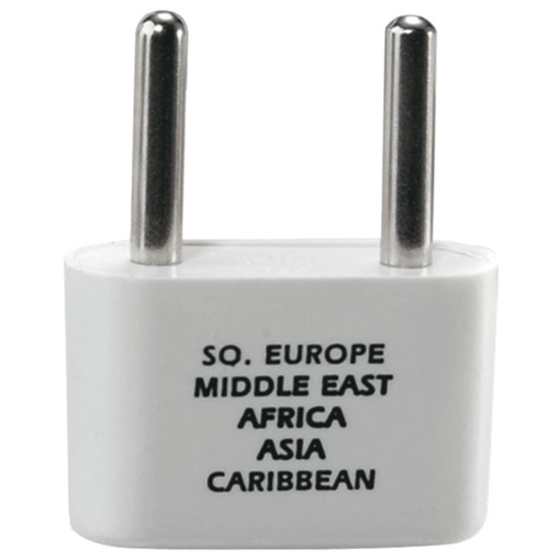 Travel Smart Nw1x Adapter Plug For Europe Middle East Parts