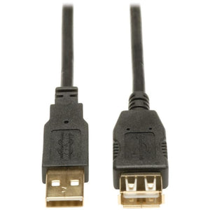Tripp Lite U024-010 Hi-speed A-male To A-female Usb 2.0