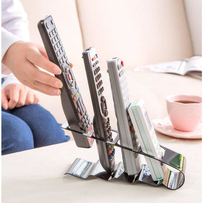TV Remote Control Storage Organizer - Audio & Video