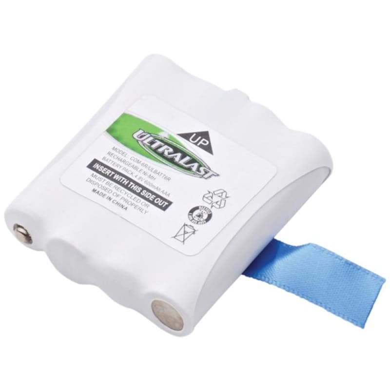 Ultralast Com-6r Com-6r Rechargeable Replacement Battery -