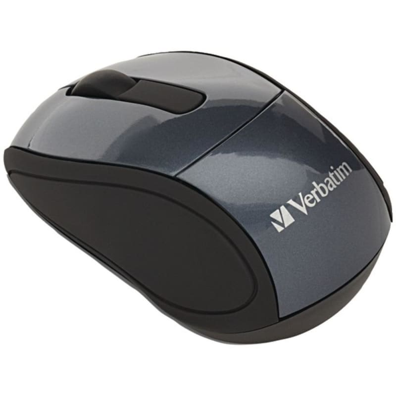Verbatim 97470 Wireless Mini Travel Mouse (graphite) -