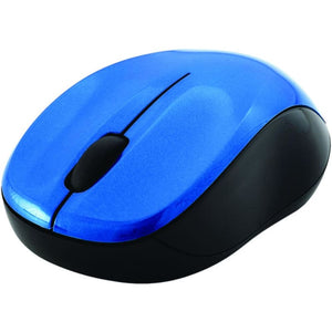 Verbatim 99770 Silent Wireless Blue-led Mouse (blue And