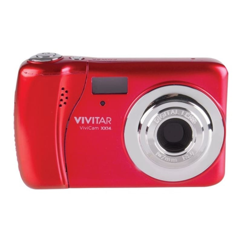 Vivitar Vxx14-red Vxx14 Selfie Cam - Everything Else