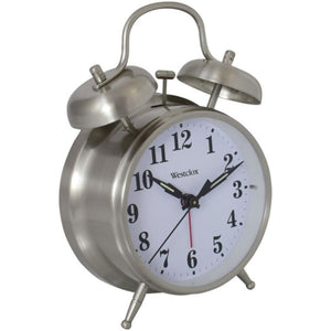 Westclox 70010 Big Ben Twin-bell Alarm Clock - Home Goods &