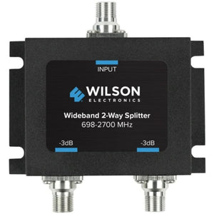 Wilson Electronics 850034 Wideband 2-way Splitter With