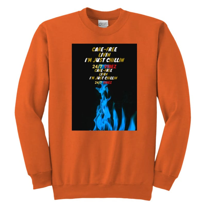 Youth Unisex Fine Jersey T-shirt Crewneck & Hoodie