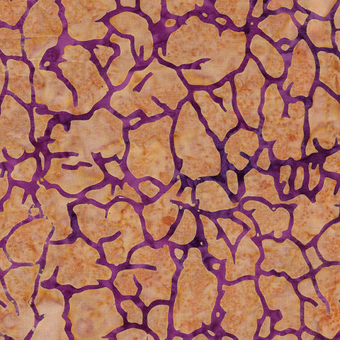 Island Batik Electric Desert Pavement Cheddar - 611907150