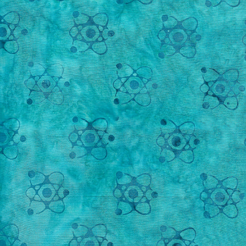 Island Batik Blinded by Science - Atom - Scuba -  622004502