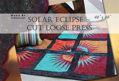 Solar Eclipse Wall Hanging Pattern