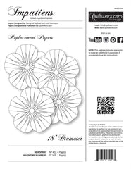 Impatiens Replacement Papers