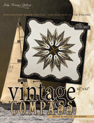 Vintage Compass Pattern
