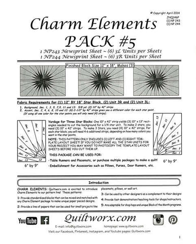 Charm Elements Pack #5