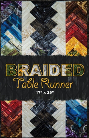 Braided Table Runner