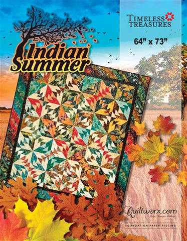 Indian Summer Pattern 2015