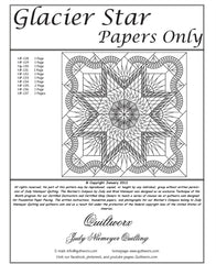 Glacier Star ~ Technique of the Month TOM Replacement Papers