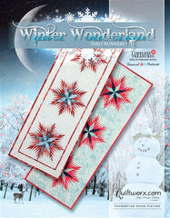 Winter Wonderland Table Runner Pattern