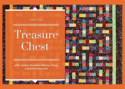 Treasure Chest Quilt