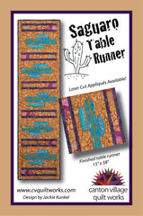 Saguaro Table Runner