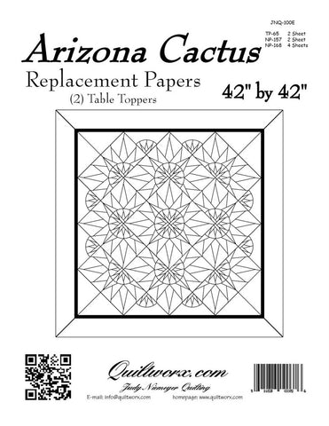 Arizona Cactus Extra Foundation Papers