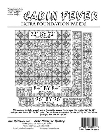 Cabin Fever Extra Foundation Papers