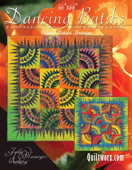 Dancing Batiks Pattern