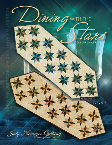 Dining With The Stars Table Runner Pattern