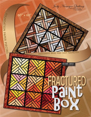 Fractured Paint Box Pattern